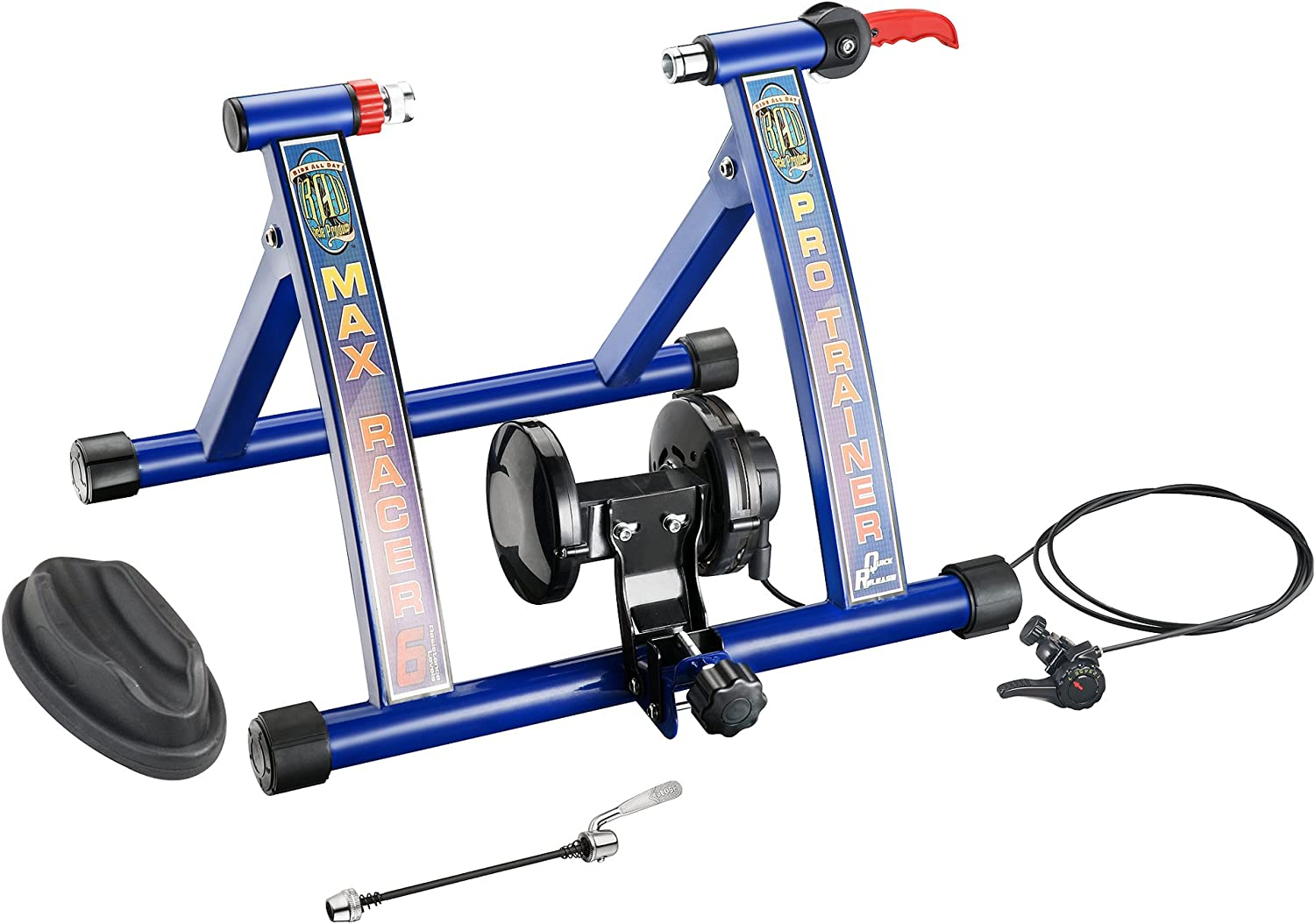 RAD Cycles Max Racer PRO Resistance Bicycle Trainer