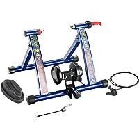 RAD Cycle Products Entrenador portátil magnético de ciclismo para uso en interiores