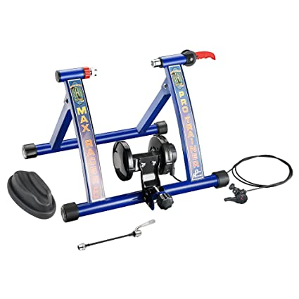 1117b2a2db258 1114 RAD Cycle Products Max Racer PRO 7 Levels of Resistance Portable  Bicycle Trainer Work Out Machine