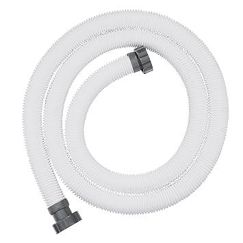 the latest sale usa online the latest Bestway - Tuyau diamètre 38 cm longueur 3 m pour pompes de filtration de  piscines hors sol