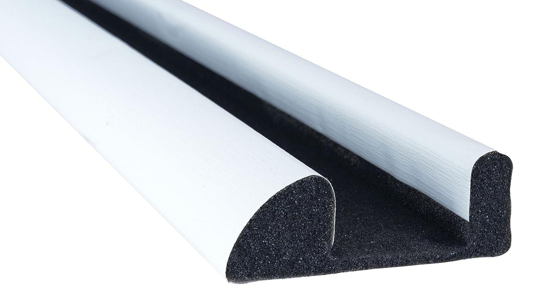 STORMGUARD 02SR6630914GR 914 mm Internal Under Door Foam Draught Excluder - Grey