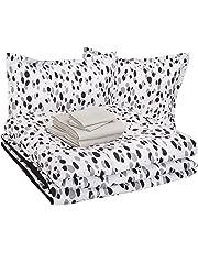 AmazonBasics Kid's Bed-in-a-Bag - Soft, Easy-Wash Microfiber