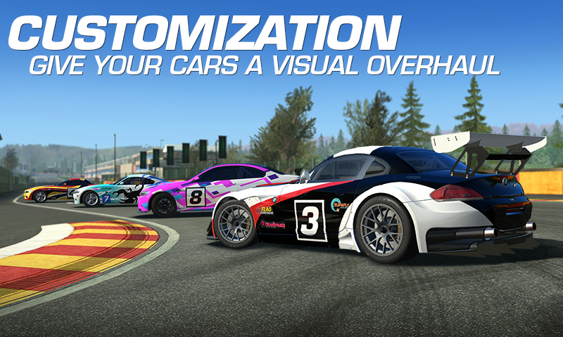Free download game real racing 3 mod apk