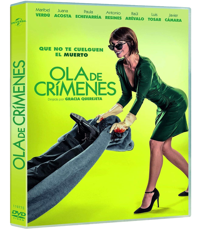 Ola De Crímenes [DVD]: Amazon.es: Maribel Verdú, Juana Acosta ...