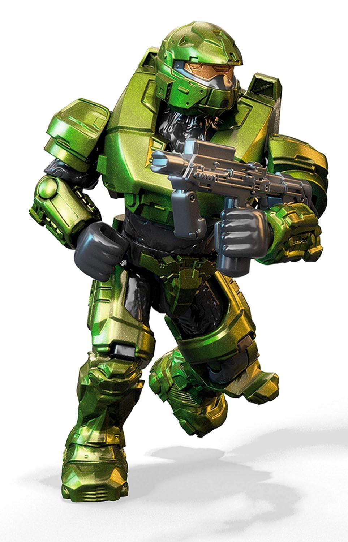 Mega Construx Halo Metallic Green Power Pack Mattel GCM30