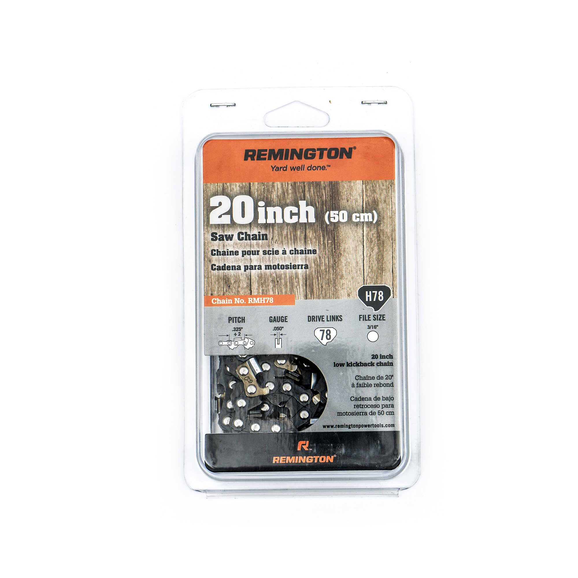 Arnold Remington 20-Inch Chainsaw Chain (Fits Models RM4620 and RM5520R)