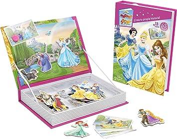 Falomir Magnet Story Disney Princess, Juego de Mesa, Infantil ...