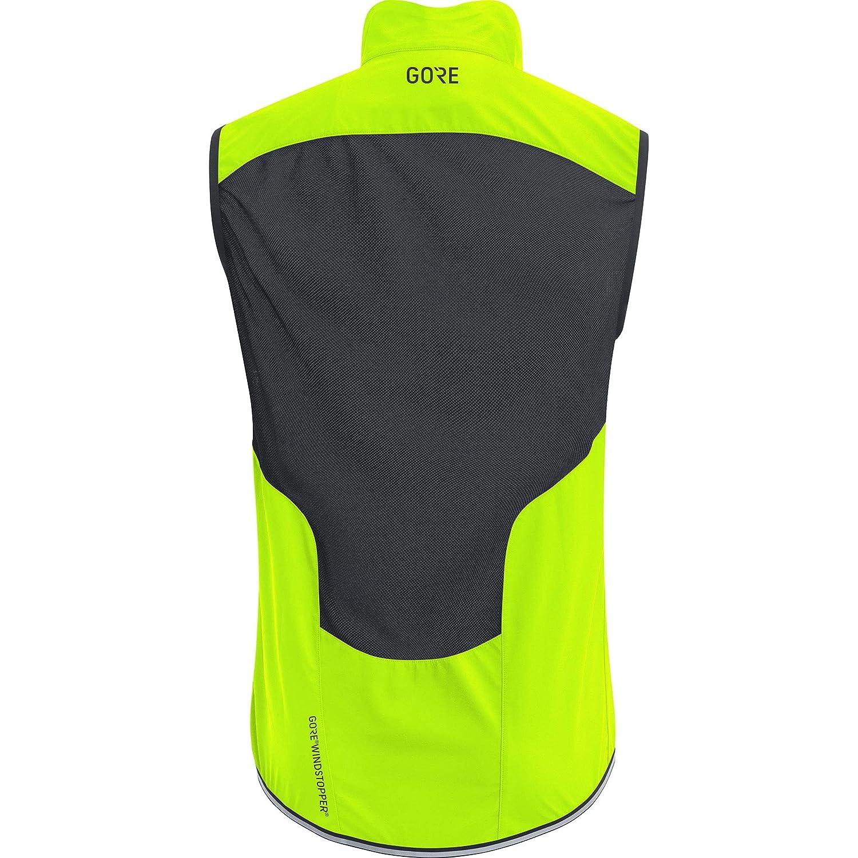 GORE C3 GORE WINDSTOPPER Classic Vest Couleur: Bleu 100112 Taille: XXXL GORE Wear Homme Gilet de Cyclisme Coupe-vent