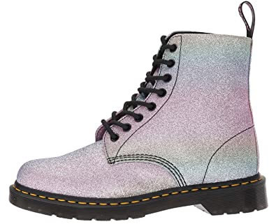 0c1c772c7afa Dr-Martens* Pascal Multi Glitter 8 Eye Womens Boots-39: Amazon.co.uk ...