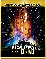 Star Trek 8 - First Contact 50th Anniversary Steelbook) [2015]