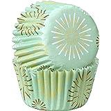 Wilton 100 Count Mini Starburst Baking Cups, Assorted
