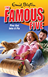 Five Get Into A Fix: Book 17 (Famous Five)