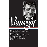 Kurt Vonnegut: Novels & Stories 1963-1973 (Loa #216): Cat's Cradle / Rosewater / Slaughterhouse-Five / Breakfast of…