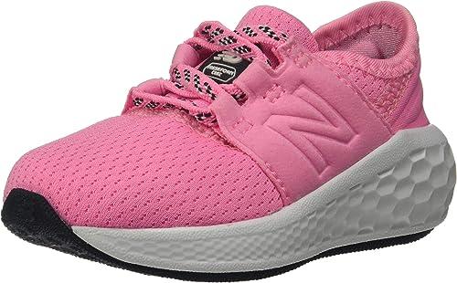 New Balance Kid/'s Fresh Foam Arishi V2 Infant Girls Shoes Pink