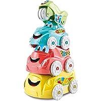 Clementoni 17111 Baby Renkli Araçlar