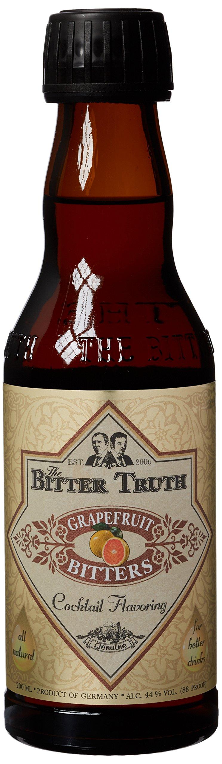 The Bitter Truth Grapefruit Bitters Not