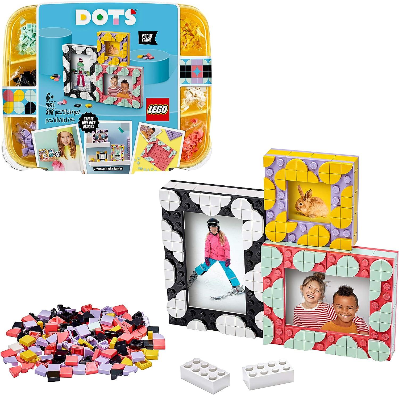 レゴ(LEGO) ドッツ DOTS カラフルフォトフレーム 41914
