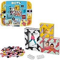 LEGO® DOTS Creatieve fotolijstjes 41914 knutseldecoratieset – ideeënbox voor fotolijstjes voor kinderen (398 onderdelen)