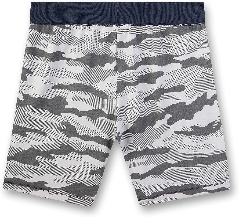 Sanetta Boys Kurze Pyjama Hose Bottoms