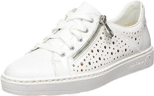 Rieker M7928, Sneakers Basses Femme