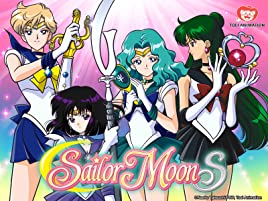 Amazon com: Watch Sailor Moon S (English Version), Season 3