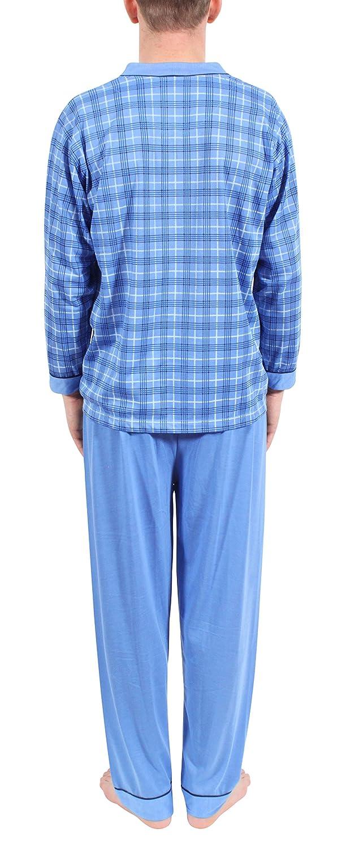 New Look - Pijama - para Hombre Marine XXX-Large: Amazon.es: Ropa y accesorios