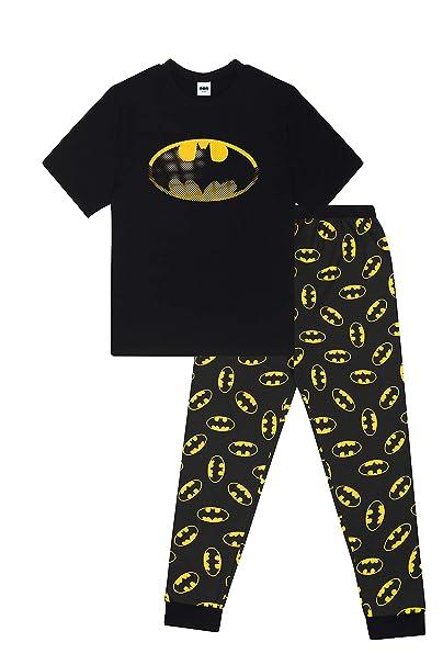 The Pyjama Factory - Pijama - para Hombre Negro Negro (M