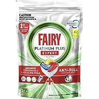 Fairy Platinum Plus Dishwasher Tablets, 42 Tablets