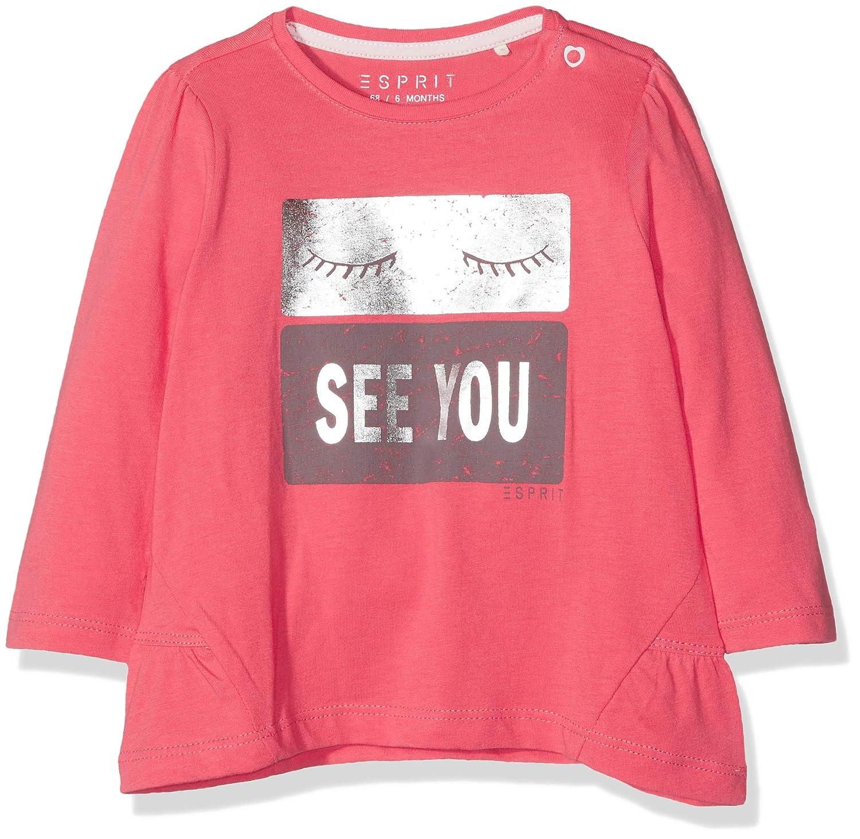 d03353c4cbdfd ESPRIT KIDS Tee-Shirt for Girl Bébé Fille RM1003107  1541607885 ...