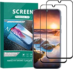 Screen Protector for Oppo Realme X2 Pro Tempered Glass, Easy Bubble-Free Installation, 9H Hardness, 99.99% HD Clarity Tempered Glass Protector for (Realme X2 pro)