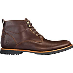 452e4a9db14 Amazon.com | Timberland Mens Bardstown Plain Toe Chukka Nine Iron ...