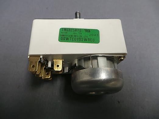 Sanyo tcmb25mfe microondas temporizador: Amazon.es ...