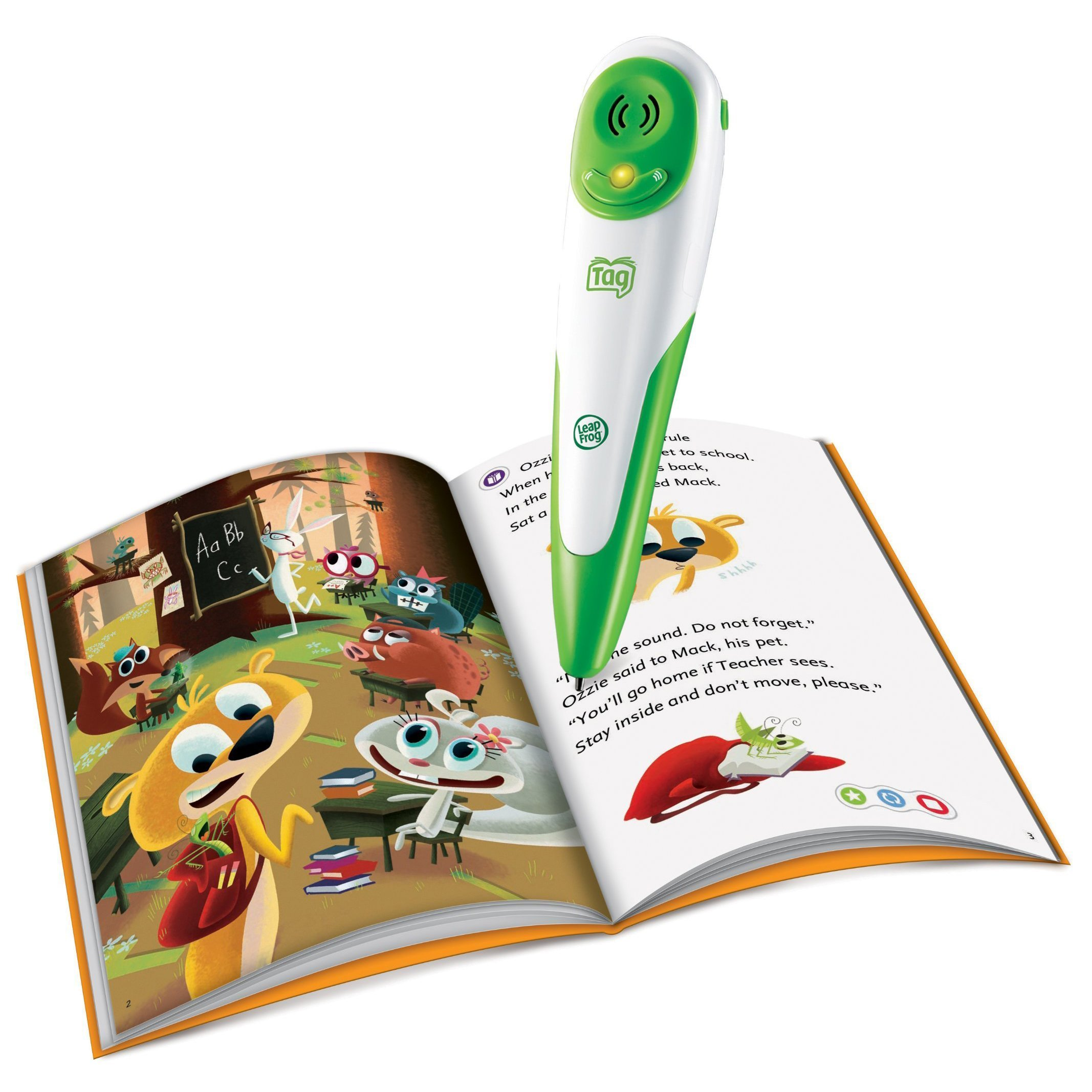 LeapFrog®  Tag Reading System (16 MB) by LeapFrog (Image #1)