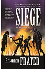 Siege (As the World Dies, Book Three)