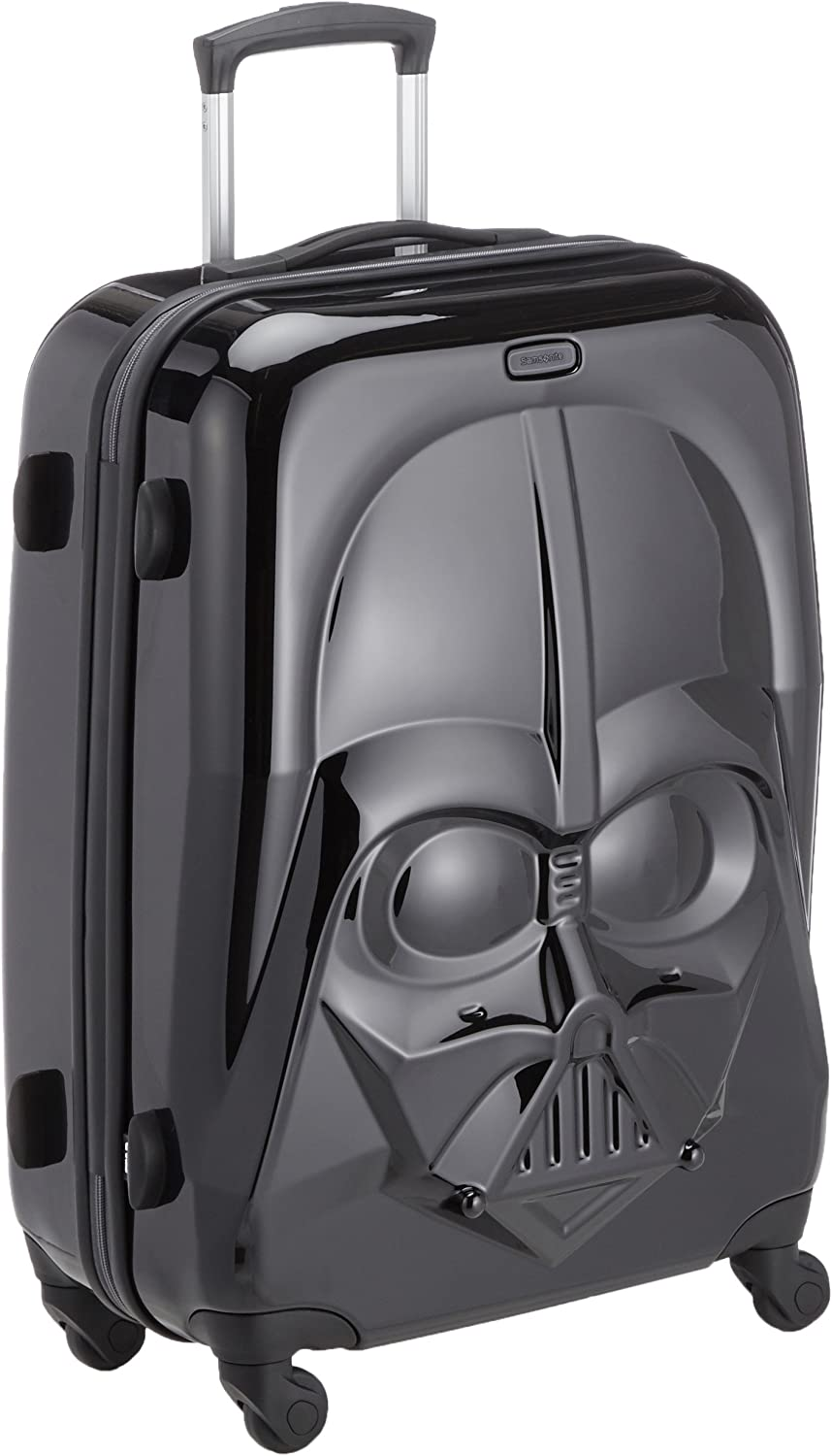 Samsonite Star Wars Ultimate - Spinner M Maleta, 66 cm, 61.5 L, Negro (Star Wars Iconic)