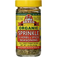 Bragg Organic Herbs and Spices Seasoning, 42 g, Sprinkle