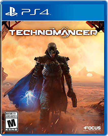 The Technomancer - PlayStation 4 by Maximum Games: Amazon.es ...