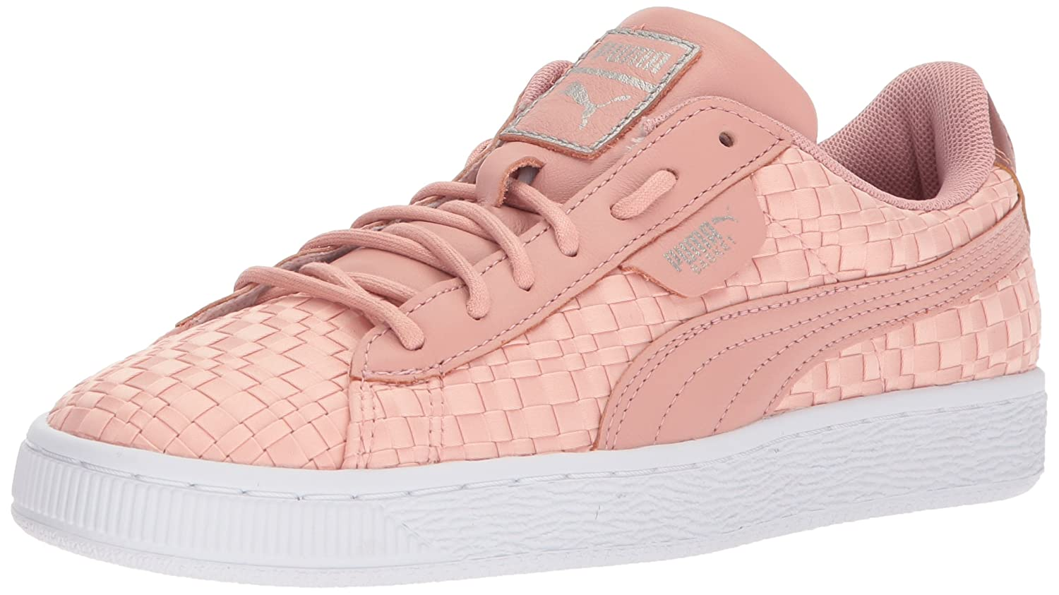 newest a121f 0ff86 PUMA Women's Basket Satin En Pointe Sneaker B072KCQ99Z 9.5 B ...