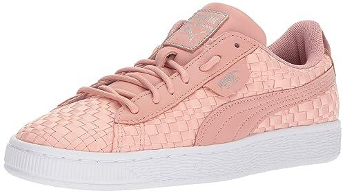PUMA Women's Basket Satin En Pointe Wn Sneaker: Puma: Amazon