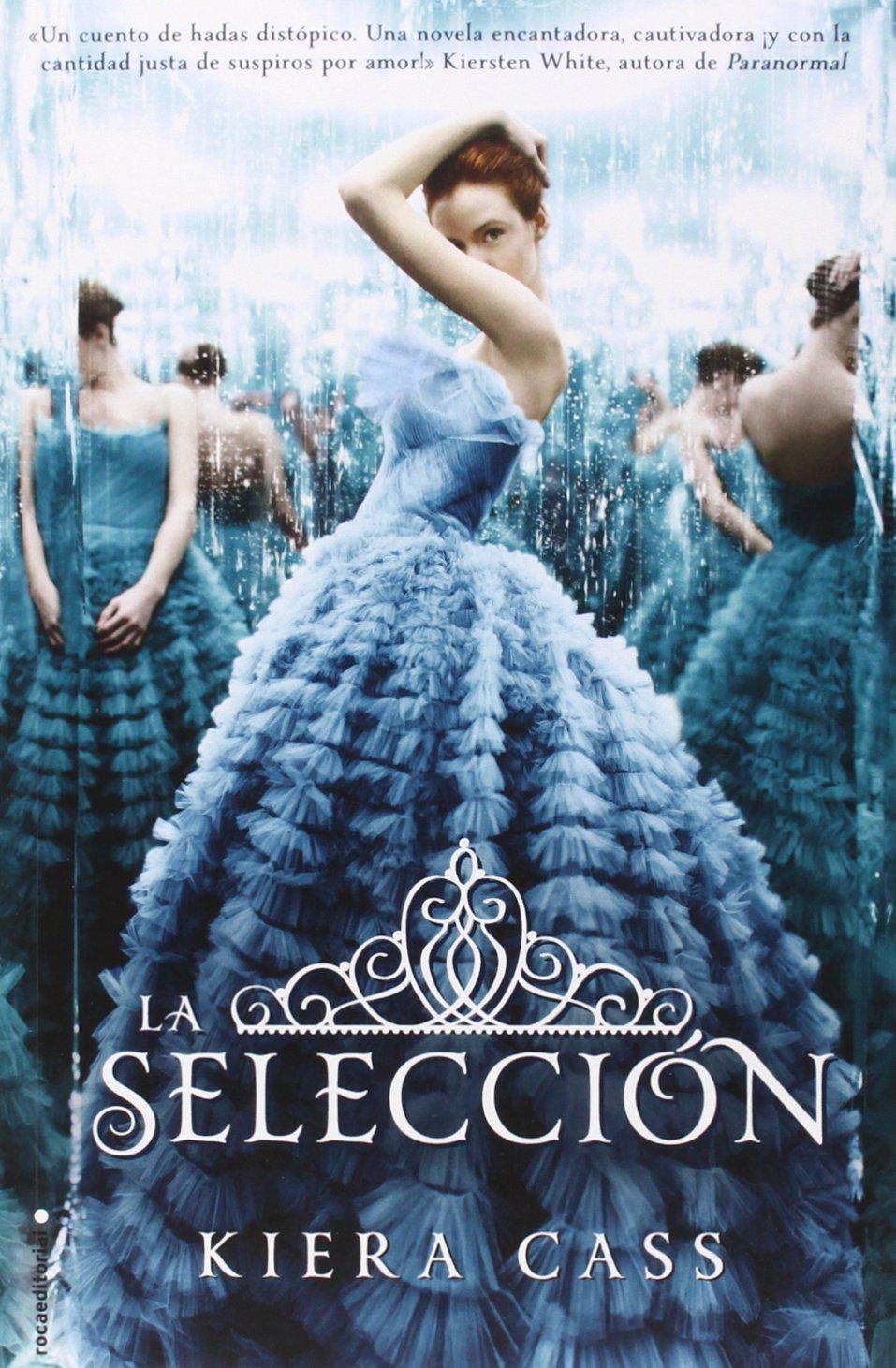 La selección (Juvenil): Amazon.es: Cass, Kiera, Rizzo, Jorge: Libros