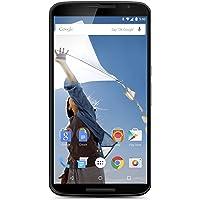 Motorola Nexus 6 64GB 4G LTE Unlocked GSM Android Smartphone - Cloud White
