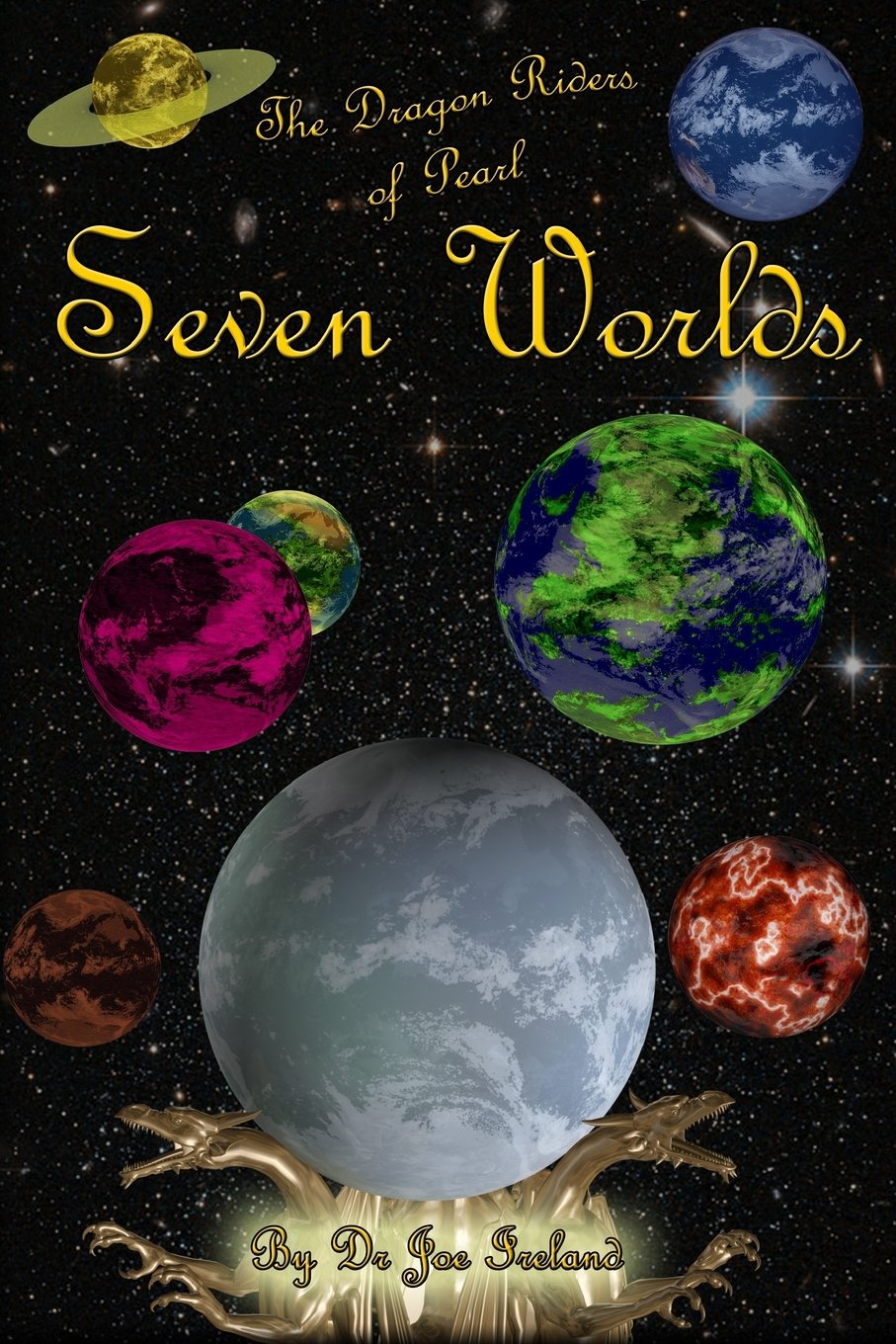 Download The Dragon Riders of Pearl - Seven Worlds (Volume 2) PDF