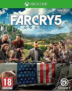 Amazon Com Far Cry 5 Xbox One Standard Edition Ubisoft Video