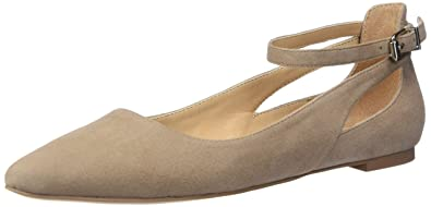 034f1805840 Franco Sarto Women's Sylvia Pointed Toe Flat