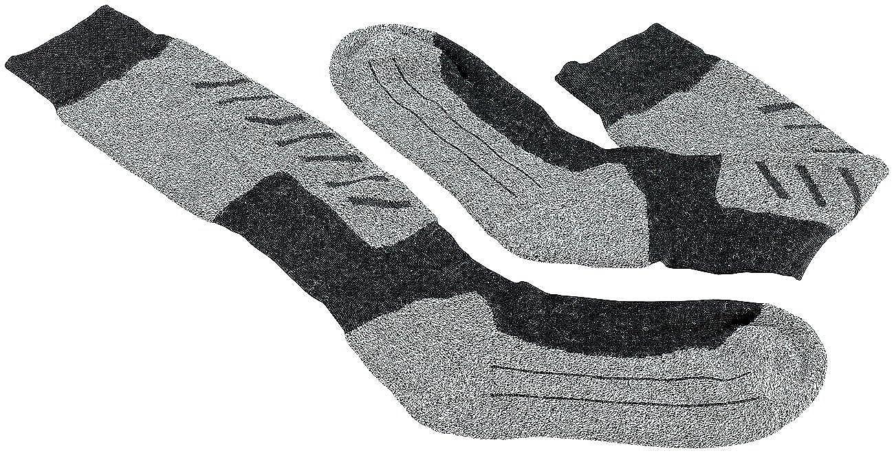 PEARL sports Skistrümpfe: Atmungsaktive Ski- und Snowboard-Socken, Gr. 43-46 (Trekking-Socken)