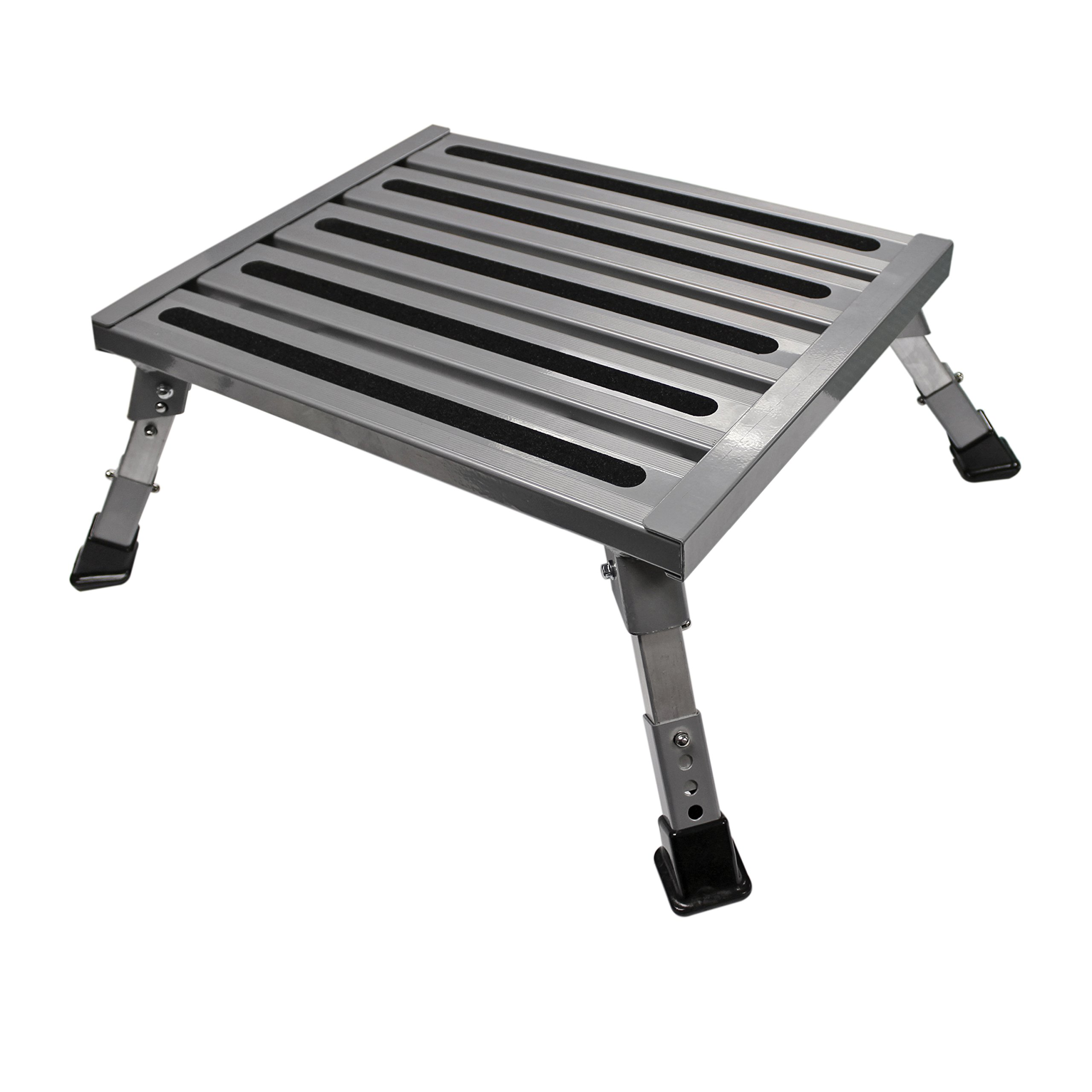 Quick Products QP-FASAL Adjustable Aluminum Platform Step