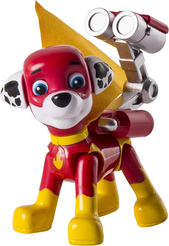 Bizak Patrulla Canina - Pack de acción Super Heroe Marshall ...