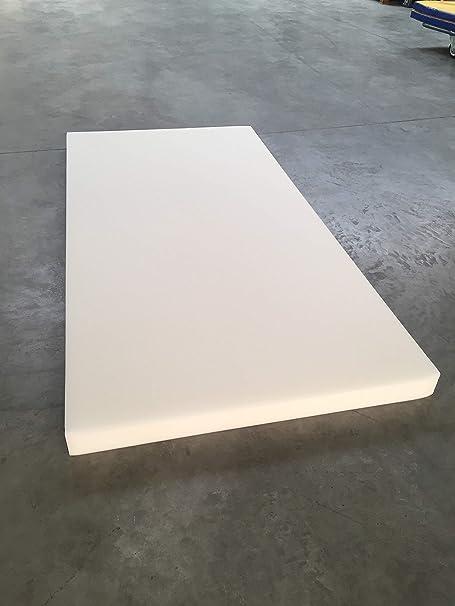 Pur - Pieza de espuma (RG 35, dureza 5, 200 x 50 x 6 cm): Amazon.es: Hogar