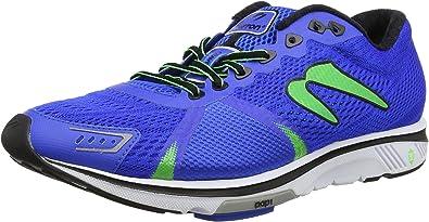 Newton Running Mens Gravity Vi Running Shoe, Zapatillas Hombre, Azul (Royal Blue/Lime), 49 EU: Amazon.es: Zapatos y complementos