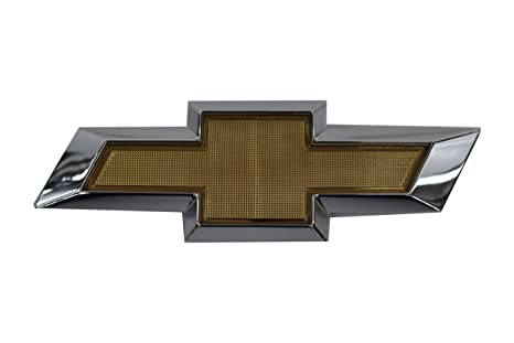 Chevy bowtie emblem for grill